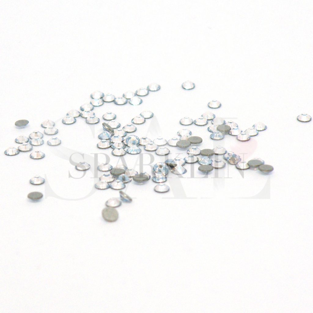 SWAROVSKI® Element SS7 Crystal Moonlight Round No Hot Fix Flat Back